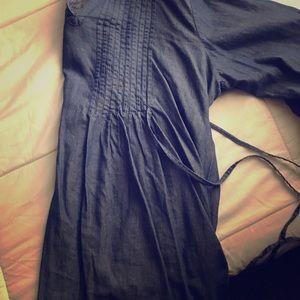 Tops - Denim tunic